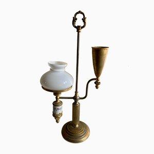 Französische Mid-Century Tischlampe