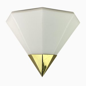 Vintage Space Age Sconce from Limburg