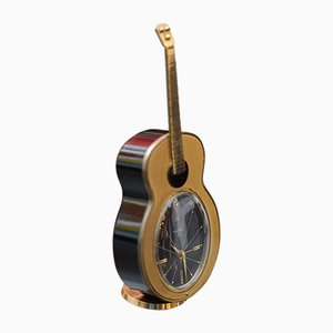 Horloge de Bureau Mid-Century, 1950s