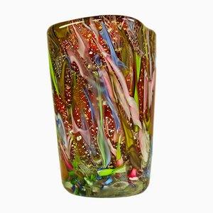 Vase von Dino Martens für Murano, 1950er