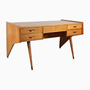 Schreibtisch von Oswald Vermaercke für V-Form, 1950er