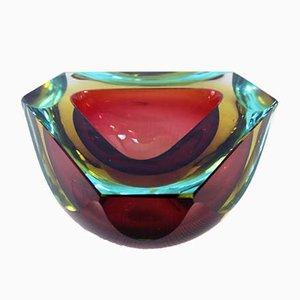 Aschenbecher von Made Murano Glas, 1960er