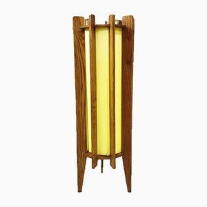 Lámpara de pie Mid-Century, años 60