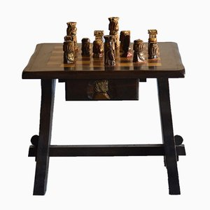 Chess Game Table, 1970s
