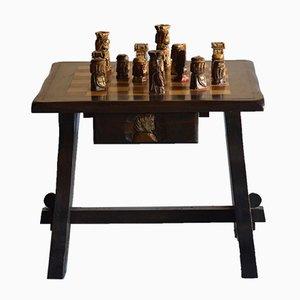 Tavolino da scacchi, anni '70