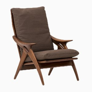 Lounge Chair by De Ster Gelderland, 1960s