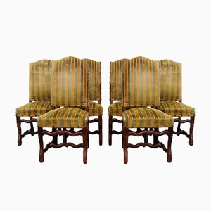 Mid-Century Dining Chairs, 1960s, Set of 6