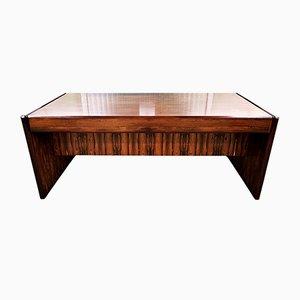 Escritorio de palisandro de Howard Keith para HK Furniture, años 70