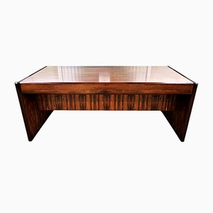 Rosewood Desk by Howard Keith for HK Furniture, 1970s