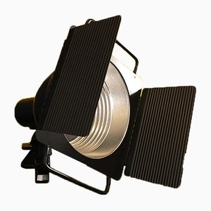 Italian Metal & Aluminium Photographic Set Lamp from Targetti, 1980s