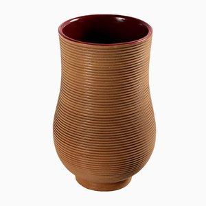 Vase from Richard Ginori for San Cristoforo, 1930s