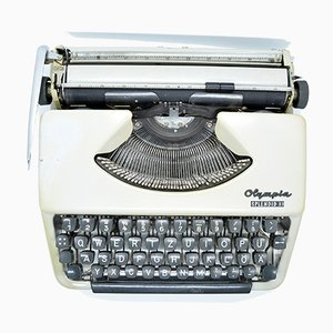 Model 33 Typewriter from AEG Olympia, 1980s