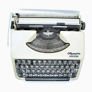Modell 33 Schreibmaschine von AEG Olympia, 1980er