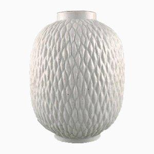 Milk Glazed Vase by Gunnar Nylund for Rörstrand, 1950s
