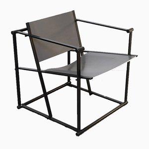 Vintage FM62 Lounge Chair by Radboud Van Beekum for Pastoe, 1980s