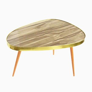 Table en Haricot Mid-Century, Allemagne, 1950s