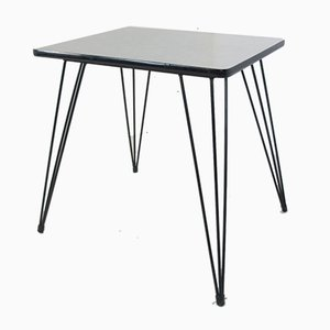 Dutch Modernist Formica Side Table from Negema, 1950s