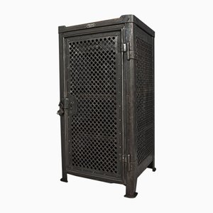 Vintage Tool Cabinet by Robert Wagner for Rowac