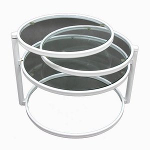 Table d'Appoint Modulaire, 1980s