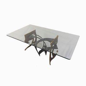 Table Basse Sculpturale Brutaliste, 1960s
