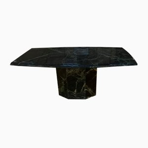 Tavolo da pranzo in marmo, anni '60