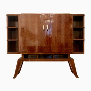 Art Deco Rosewood Cabinet by Louis Majorelle for Atelier Majorelle, 1930s