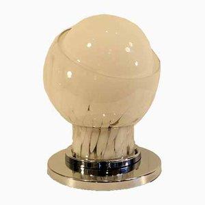 Lámpara de mesa de Carlo Nason para Mazzega, años 60