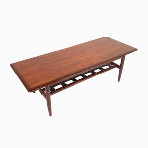 Mid-Century Rosewood Coffee Table from TopForm