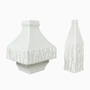 Mid-Century Vases by Peter müller for Sgrafo Modern, Set of 2