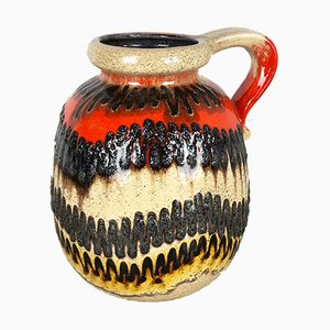 Vaso vintage in ceramica di Scheurich