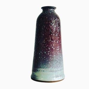 Ceramic Vase by Edmond Guizol, 1990s