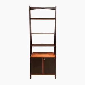 Librería modular escandinava Mid-Century