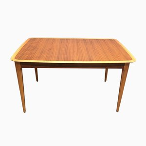 Mid-Century Scandinavian Dining Table