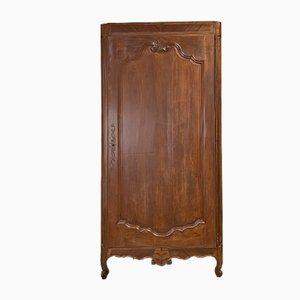 Mobiletto antico in legno di noce