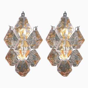 Vintage Sconces from La Murrina, Set of 2