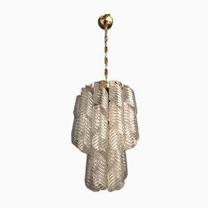 Lámpara de araña de Gino Vistosi para Murano, años 70