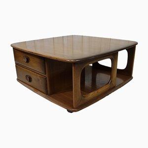 Tavolino da caffè di Lucian Ercolani per Ercol, anni '70