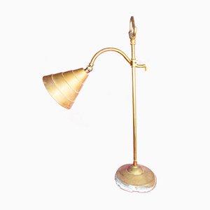 Antike Art Déco Tischlampe