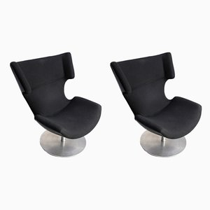 Armchairs by Patrick Norguet for Artifort, 2000s, Set of 2