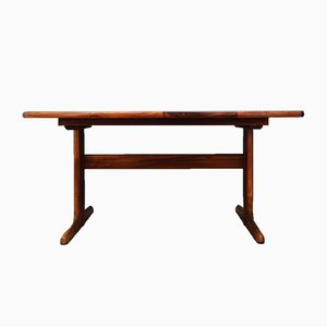 Rosewood Dining Table from Skovby, 1970s