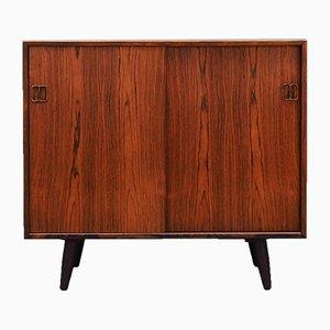 Rosewood Cabinet from Mobelfabrik Horsens Denmark, 1970s
