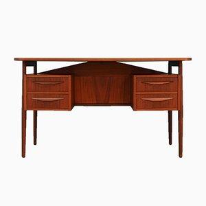 Desk by Gunnar Nielsen Tibergaard, 1970s