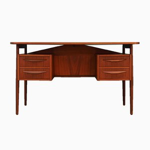 Schreibtisch von Gunnar Nielsen Tibergaard, 1970er