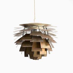 Lámpara colgante modelo Artichoke de Poul Henningsen para Louis Poulsen, años 60