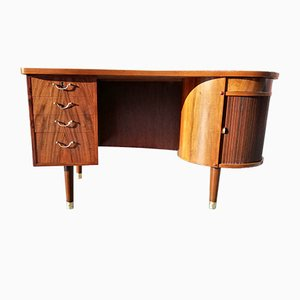Teak Desk by Kai Kristiansen, 1950s