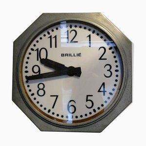 Horloge par Brillié, 1950s