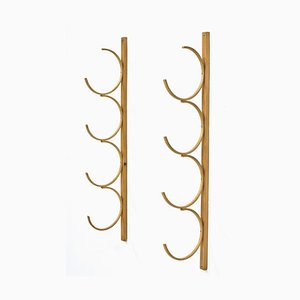 Swedish Blueprints Racks, 1950s, Set of 2