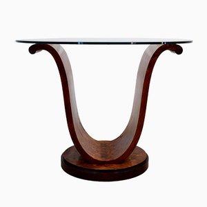 Table Basse Art Déco, Italie, 1970s