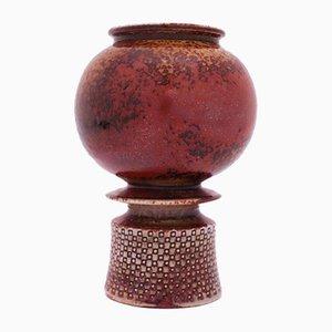 Vase by Stig Lindberg for Gustavsberg, 1950s