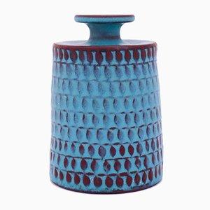 Vase par Stig Lindberg pour Gustavsberg, 1950s